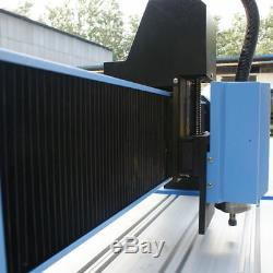 1.5KW CNC Router Engravering Cutting Machine For Wood Acrylic MDF 600900mm