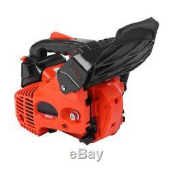 12 25.4CC 900W Gas Chainsaw Wood Chain Saw Gasoline Cutting Trimming Machine
