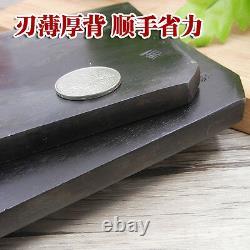 19cm Kitchen Forged Steel Knife Slice Meat Steak Cut Chef Boning Hard Bone Chop