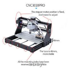 2 In 1 Laser Cutting Engraving Machine GRBL Control Laser Engraver Cutter Wood