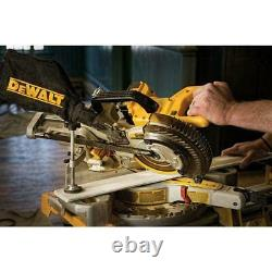 20-volt max lithium-ion cordless 7-1/4 in. Miter saw (tool-only)