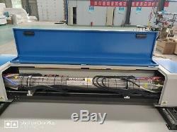 200W HQ1325M CO2 Stainless Steel/MDF wood Acrylic Laser Cutting Machine/48 feet