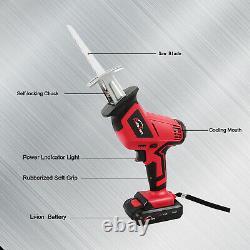 20V max cordless reciprocating saw sabre jigsaw battery Electric cutting blades