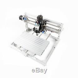 3 Axis CNC 3018 Mini Router PVC PCB Wood Cutting Milling Machine GRBL Control