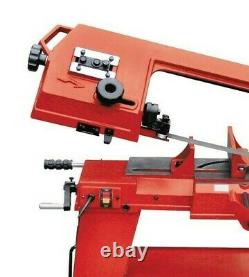 3 Speed 1 HP 4 in. X 6 in. Band Saw Horizontal Vertical Metal Cutting HEAVY DUTY