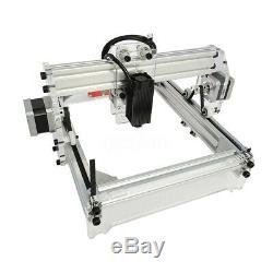 3000mw 21x17cm USB CNC Laser Engraver Cutter Wood Marking Wood Cutting