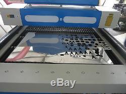 300W 1325M CO2 Metal S Steel Nonmetal MDF Wood Laser Cutter Cutting Machine 48