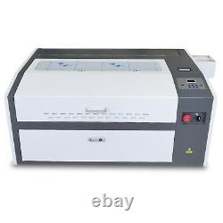 50W Laser Engraving and Cutting Machine Engraver USB 300x500mm With Rotary Hot