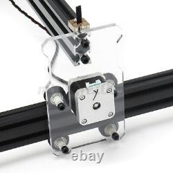 5500mW Desktop CNC Laser Engraver Wood Cutting Marking Machine 26x20in DIY Kit
