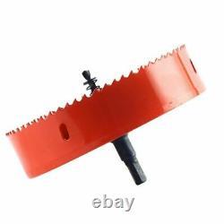 6'' 150mm Corn Hole Drilling Cutter Cornhole Boards Hole Saw Blade Wood Cutting
