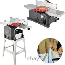 6/8/10 Jointers Woodworking Benchtop Jointer Planer Wood Cutting VEVOR