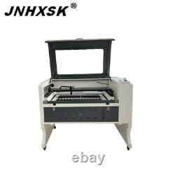 6090 ruida Co2 3d laser cutting engraving machine 100w wood plywood glass paper