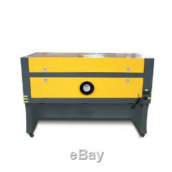 60w 1040 CO2 Laser Cutting Engraver Machine 39 x 16 Acrylic Wood FDA