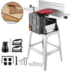 8 Inch Jointers Woodworking Benchtop Jointer Planer for Wood Cutting
