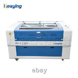 80W CO2 CNC Wood Acrylic Laser Engraving Cutting Cutter Machine 1300900mm