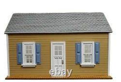 American Dolls House Cottage Workshop Mini Store 112 Laser Cut Flat Pack Kit