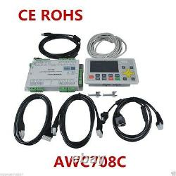 Anywells AWC708C LITE Laser Controller System for CO2 Laser Engraving / Cutting