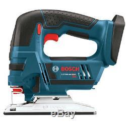 Bosch JSH180B 18-Volt 3-1/2-Inch Cutting Depth Cordless Jigsaw Bare Tool