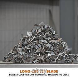 Chop Saw Multi Purpose Tool Cuts Steel Aluminum Wood Plastic 10 Amp 7-1/4 in