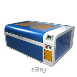 DSP1060 100W Co2 USB Laser Cutting Machine Auto-Focus Engraver US Local Pick UP