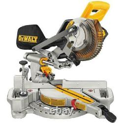 DeWALT DCS361B 20V MAX Cordless 7-1/4 Sliding Compound Miter Saw Bare Tool