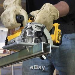 DeWALT DCS373B 20V Cordless Lithium Ion Metal Cutting Circular Saw (Bare Tool)