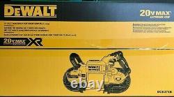 Dewalt DCS374B 5 Deep Cut Cordless Band Saw 20 volt XR Tool OnlyNew in Box