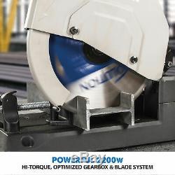 Evolution S355CPS 240v raptor 355mm tct steel cutting saw chop 230v 3yr warranty