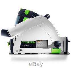 Festool 575388 1,200-Watt TS 55 REQ-F-Plus-FS Plunge Cut Circular Saw