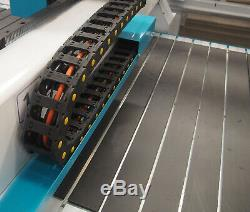 Free Upgrade to 3.2KW Water Cooling Wood CNC Router Engraving Machine metal cut