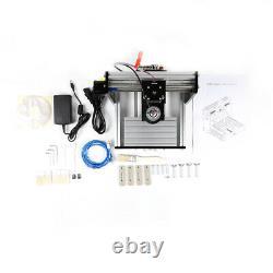 GRBL CNC Router Engraver Engraving Cutting PVC 1018 Metal Wood Milling Machine
