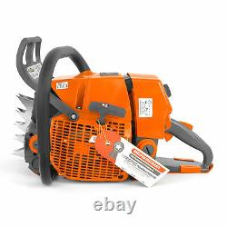 Gas Power Chainsaw Power Head Fit For MS660 066 92cc Big wood Cut Without Bar