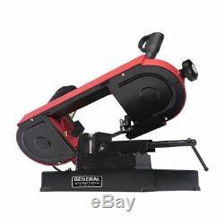 General International 4 Portable Metal Cutting Band Saw BS5202