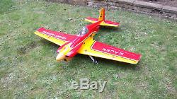 Giant 1/3 Scale MIDGET MUSTANG Laser Cut Short Kit & Plans 72 Wingspan