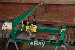 GoTorch/PlasmaCAM Z-2 2x2 CNC Cutting Table For Wood or Metal