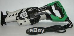 HITACHI CR13VBY 12 Amp Low Vibration Reciprocating Saw Featuring (UVP) Technolo