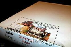 HO Scale Banta Modelworks CIMARRON 1 MINE Laser Cut Kit Item #2085