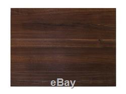 John Boos Reversible Walnut Cutting Board 24 x 18 x 1.5 NEW