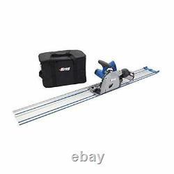 Kreg ACS-SAW Adaptive Cutting System Saw and 62-inch Guide Track Bundle