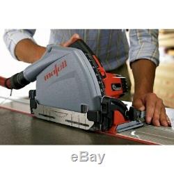 Mafell MT55cc MidiMax 240V Plunge Cut Saw + 2 x Guide Rail + 2 x Clamps + Bag