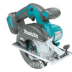 Makita XSC02Z 18V LXT Lithium-Ion Cordless 5-7/8 Metal Cutting Saw, Bare Tool