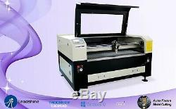 Metal&Non-Metal Combo Laser Cutting Machine Engraver 1300mmx1000mm, Reci W6 160w