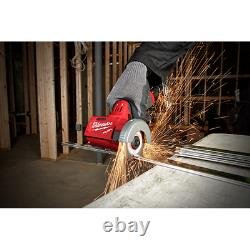 Milwaukee 2522-20 M12 3 Compact Cut Off Tool Bare Tool New Free Shipping