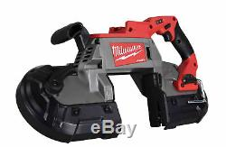 Milwaukee 2729-20 M18 Fuel Deep Cut Band Saw (Tool Only)