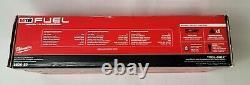 Milwaukee 2836-20 M18 FUEL Oscillating Multi-Tool sanding pad sheets wood cut