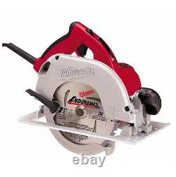 Milwaukee 6390-21 TILT-LOK 7-1/4 in. Circular Saw New in Box, WITH CASE