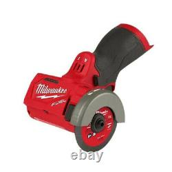 Milwaukee M12 FUEL 3-Inch Compact Cut Off Tool (Bare Tool)
