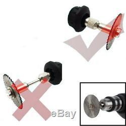 Mini Blade Set Circular Saw Disc Dremel Accessory Drill Rotary Tool Wood Cutting