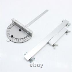 Mini Table Circular Saw blade Woodworking Bench DIY Crafts Cutting Tool machine