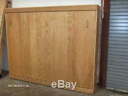 Murphy Panel Twin Side bed Pre Cut Do It Yourself Kit
